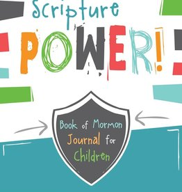 Scripture Power - Book of Mormon Journal for Children