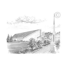 Frankfurt Germany Temple - Chad Hawkins, Recommend Holder