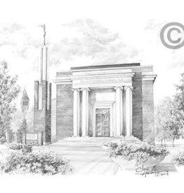 Copenhagen Demark Temple - Chad Hawkins, Recommend Holder