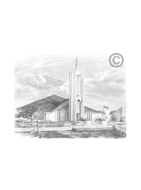 Freiberg Germany Temple - Chad Hawkins, Recommend Holder