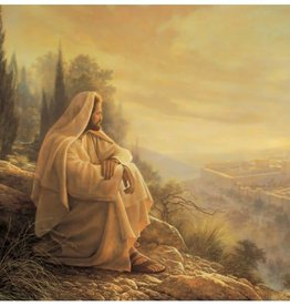 O Jerusalem (Spanish) - Greg Olsen, Recommend Holder