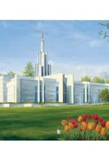 The Hague Netherlands Temple - Chad Hawkins, Recommend Holder