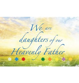 We are Daughters… - Young Women Recommend Holder