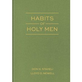 Deseret Book Company (DB) Habits of Holy Men, Staheli/Newell