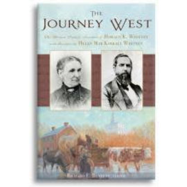 Deseret Book Company (DB) Journey West, The: The Pioneer Journals of Horace K. Whitney with Insights from Helen Mar Kimball Whitney, Bennett (in-store date 25th June 2018)