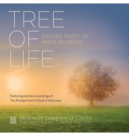 Tree of Life: Sacred Music of Mack Wilburg, Mormon Tabernacle Choir, (strict-on-sale date 4th April 2018)