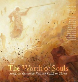 Worth of Souls: Songs to Rescue and Restore Faith in Jesus Christ, Cardall (in-store date 27th April 2018)