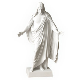 "Covenant Communications 10"" Marble Christus Statue"