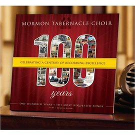 Deseret Book Company (DB) 100 Celebrating a Century of Recording Excellence, Mormon Tabernacle Choir