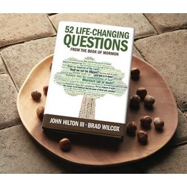 Deseret Book Company (DB) 52 Life Changing Questions from the Book of Mormon, Hilton