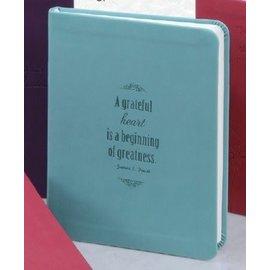 Deseret Book Company (DB) A Grateful Heart Light. Aqua