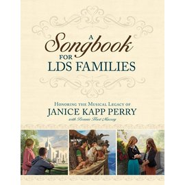 Covenant Communications A Songbook for LDS Families, Janice Kapp Perry