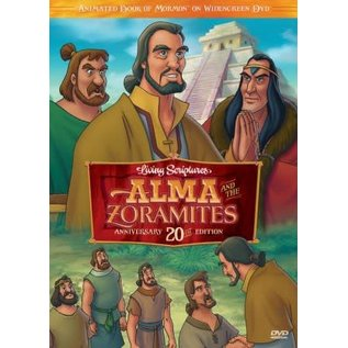 Alma and the Zoramites by Living Scriptures