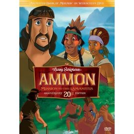 Ammon mission to the  Lamanites by Living Scriptures