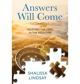 Answers Will Come, Shalissa Lindsay