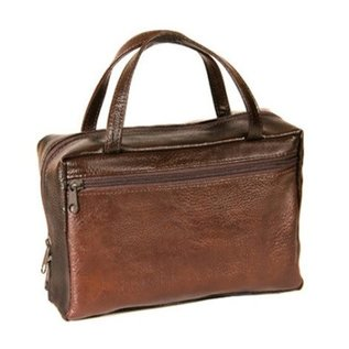 Deseret Book Company (DB) Avery Faux Leather Compact Brown