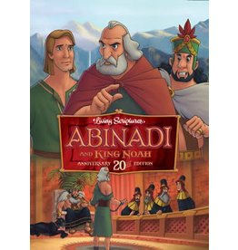 Abinadi and King Noah by Living Scriptures