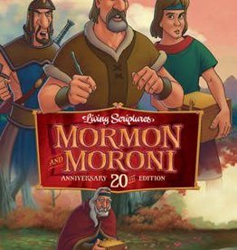 Mormon & Moroni by Living Scriptures