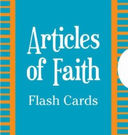 Articles of Faith Flash Cards