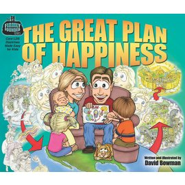 Deseret Book Company (DB) Great Plan of Happiness, The, Bowman