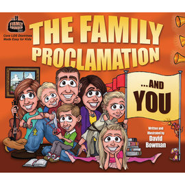 Deseret Book Company (DB) Family Proclamation and You, The, Bowman