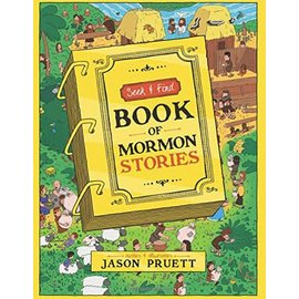 Cedar Fort Publishing Seek & Find: Book Of Mormon Stories