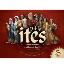 Bible Ites: An Illustrated Guide to the People in the Holy Bible, Butler/Jeppsen