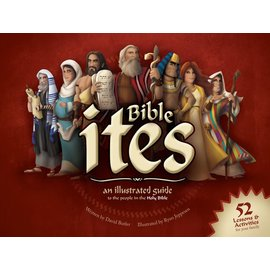 Deseret Book Company (DB) Bible Ites: An Illustrated Guide to the People in the Holy Bible, Butler/Jeppsen