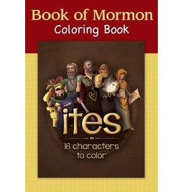 Book of Mormon Colouring Book - Ites