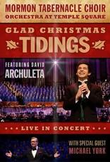 Glad Christmas Tidings: Live in Concert, Mormon Tabernacle Choir/David Archuleta