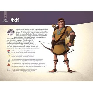 Deseret Book Company (DB) Ites: An Illustrated Guide to the People in the Book of Mormon, Butler