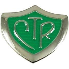 CTR Green Shield Tie Pin