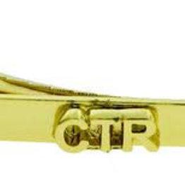 CTR Tie Bar Gold