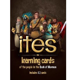 Learnings Cards Ites: An Illustrated Guide to the People in the Book of Mormon, Butler/Jeppesen