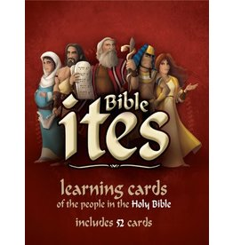 Learning Cards Ites: An Illustrated Guide to the People I the Holy Bible, Butler/Jeppesen