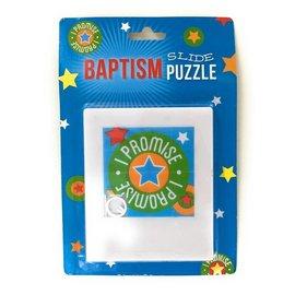 Cedar Fort Publishing Baptism Slide Puzzle (Blue)