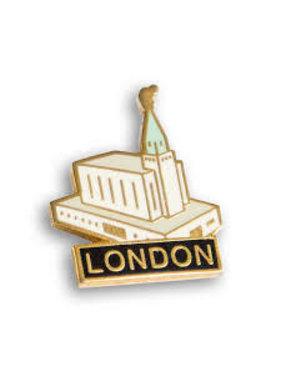 London Temple Pin