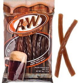 A&W Root Beer Flavoured Licorice Style Twists