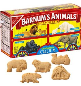 Barnum's Animal Crackers (60g)