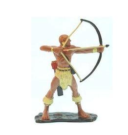 "3""Figure. Lamanite Warrior"