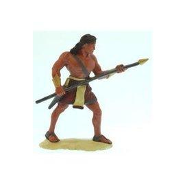 "Latterday Designs 3""Figure. Stripling Warrior, Red"