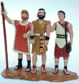"""3""""Figure. Three Nephites"""