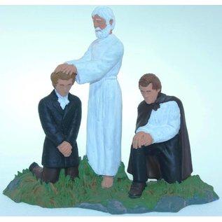"""Latterday Designs 3""""Figure. Aaronic Priesthood Restored"""