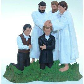 "Latterday Designs 3""Figure. Melchizedek Priesthood Restored"