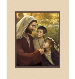 I Feel My Savior's Love, Jay Bryant Ward, 11x14 mat