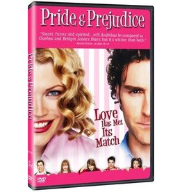 Pride and Prejudice: A Latter-day Comedy. (PG) DVD