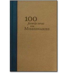 100 Favorite Verses for Missionaries, Shauna Humphreys