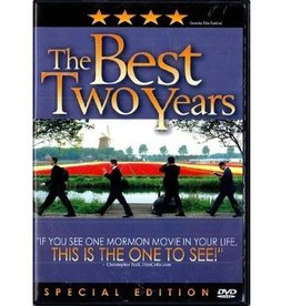 The Best Two Years. (PG) DVD