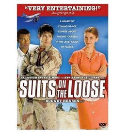 Suits on the loose. (PG) DVD