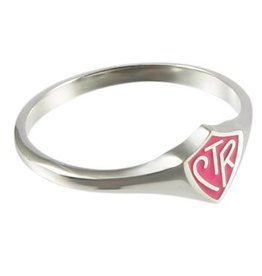 CTR Pink Mini Sterling Silver